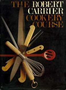 The Robert Carrier Cookery Course